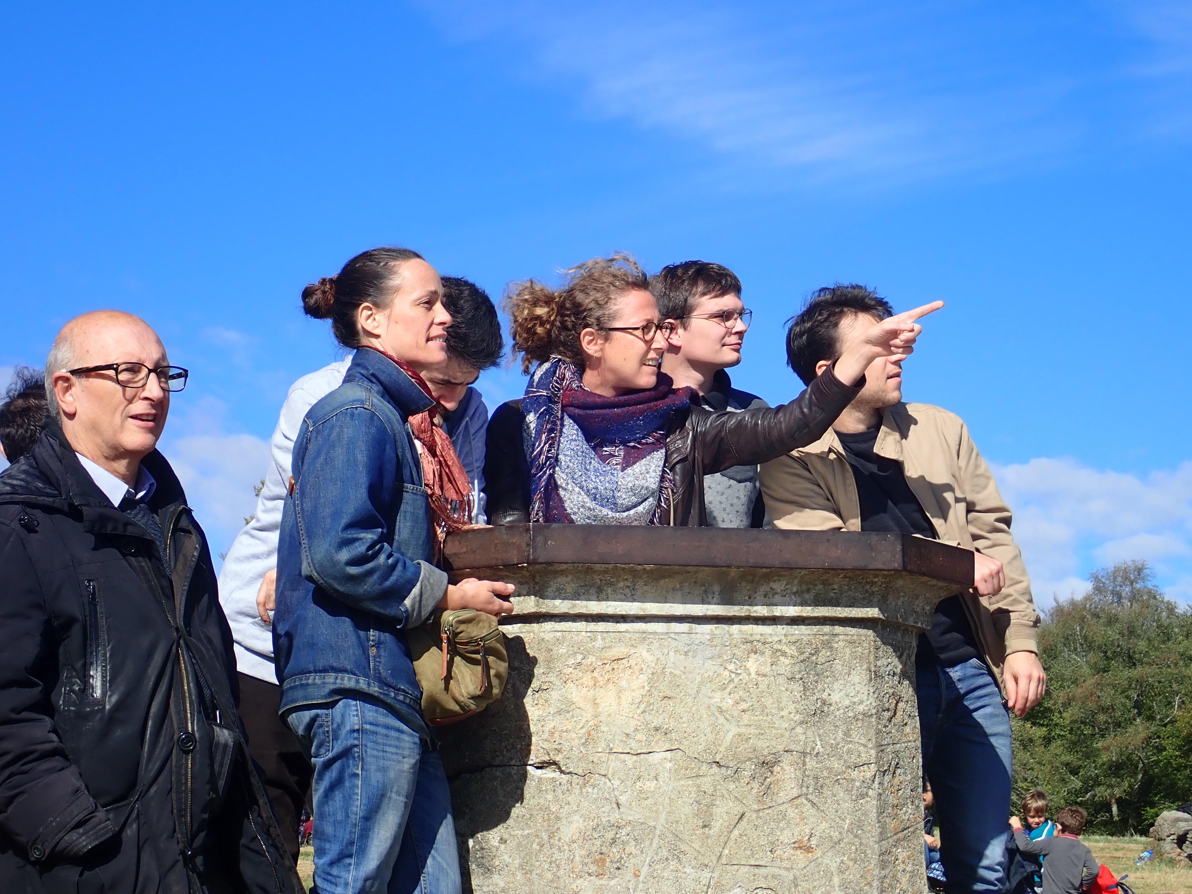 Tour in Bibracte